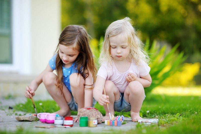 детский сад интерьер