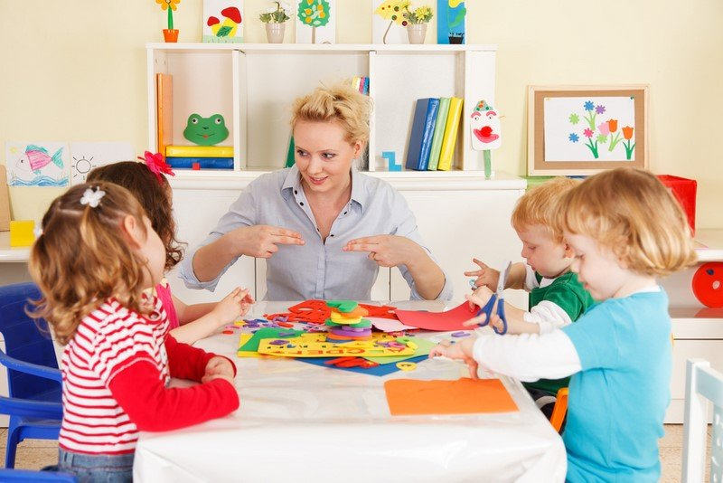 детский сад европа