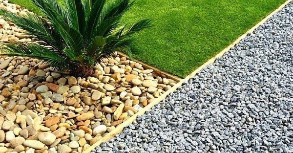 Обычный камень изменит двор до неузнаваемости: 11 суперидей