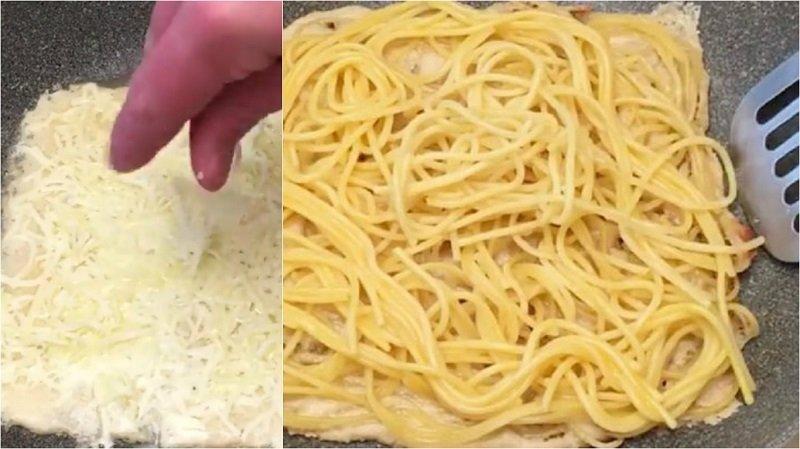 Рецепты рулета из макарон