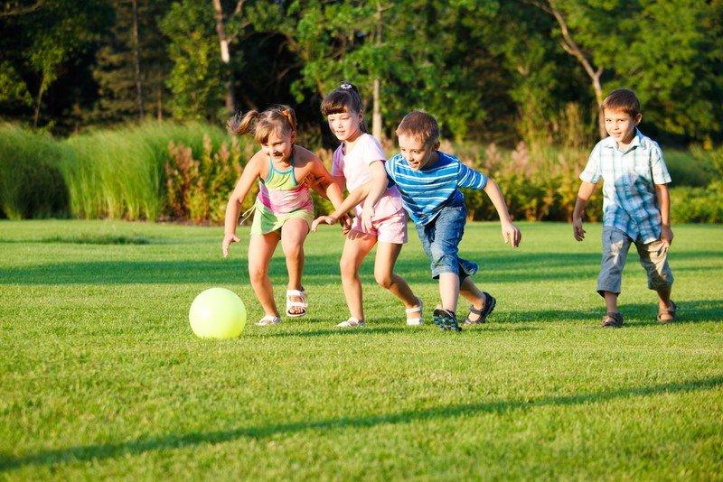 любовь к спорту прививается с детства
