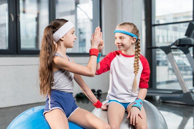 дети и спорт статьи