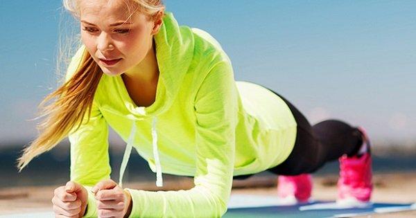 6 физических упражнений для новичков. Начни спортивную жизнь с восторгом!