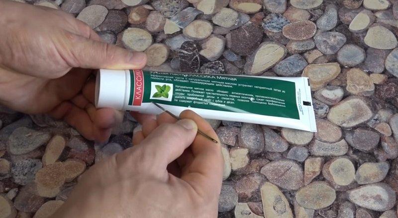 средство для чистки налета в унитазе