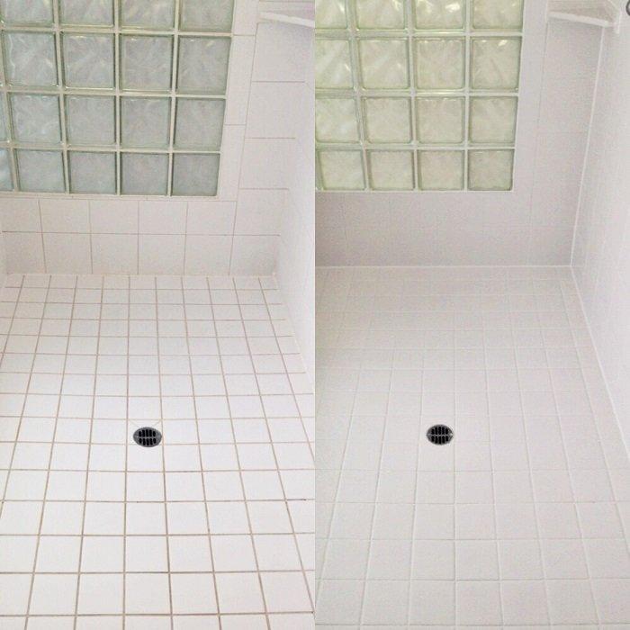 хорошее средство для мытья плитки в ванной