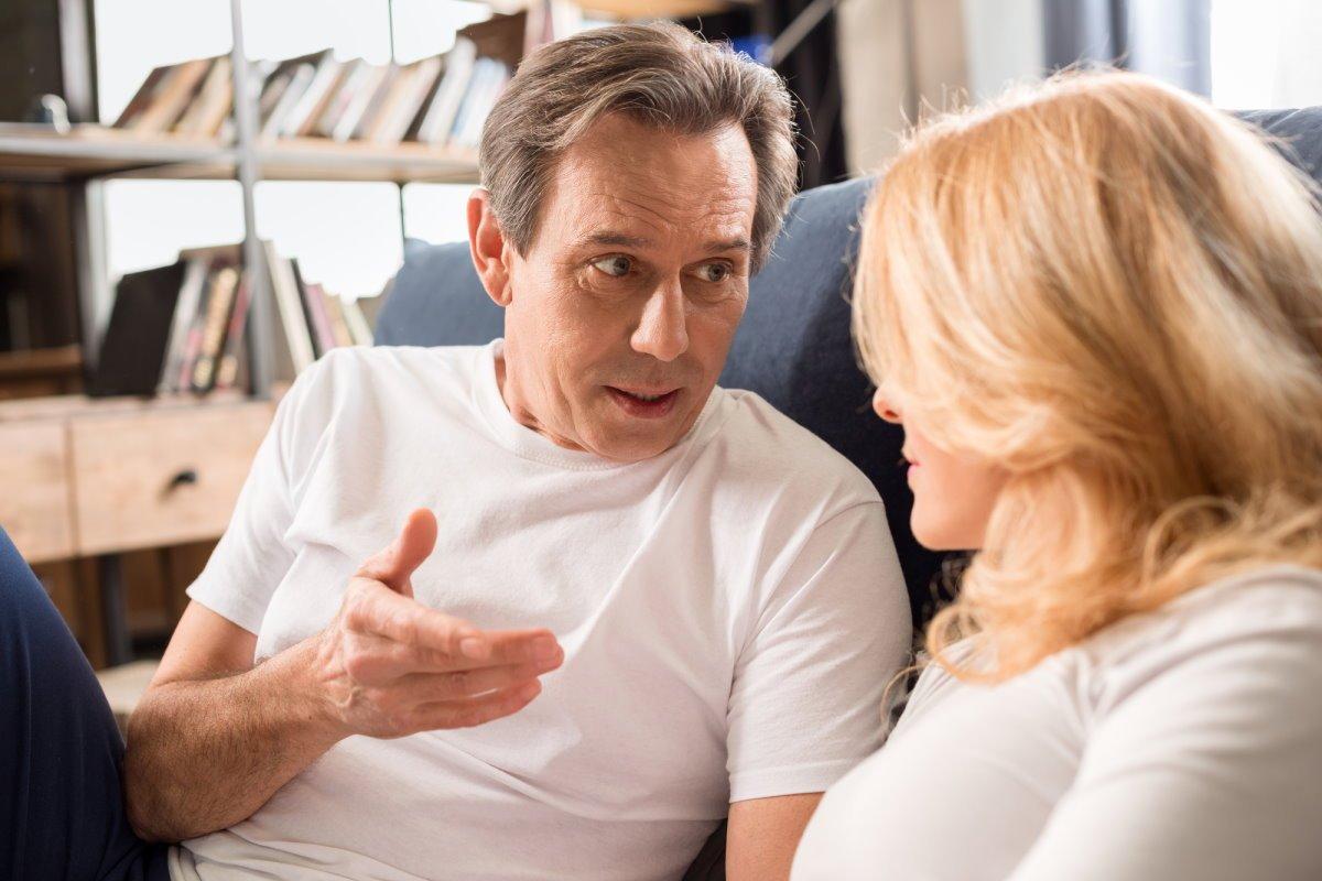 что делать если ссора с мужем затянулась