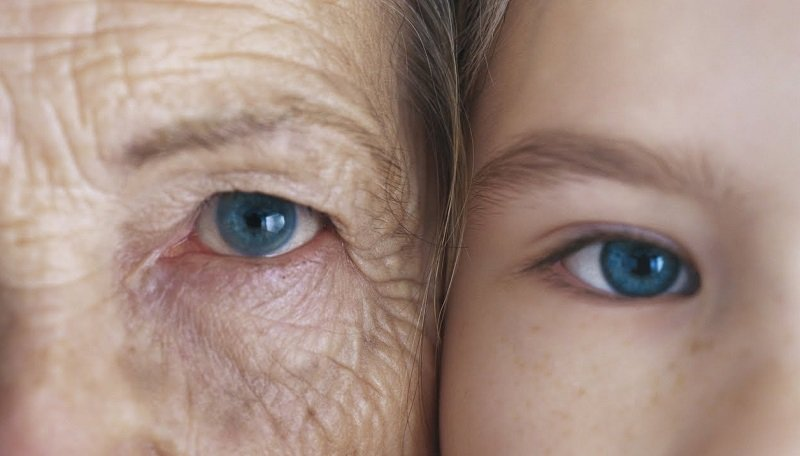 раннее старение кожи