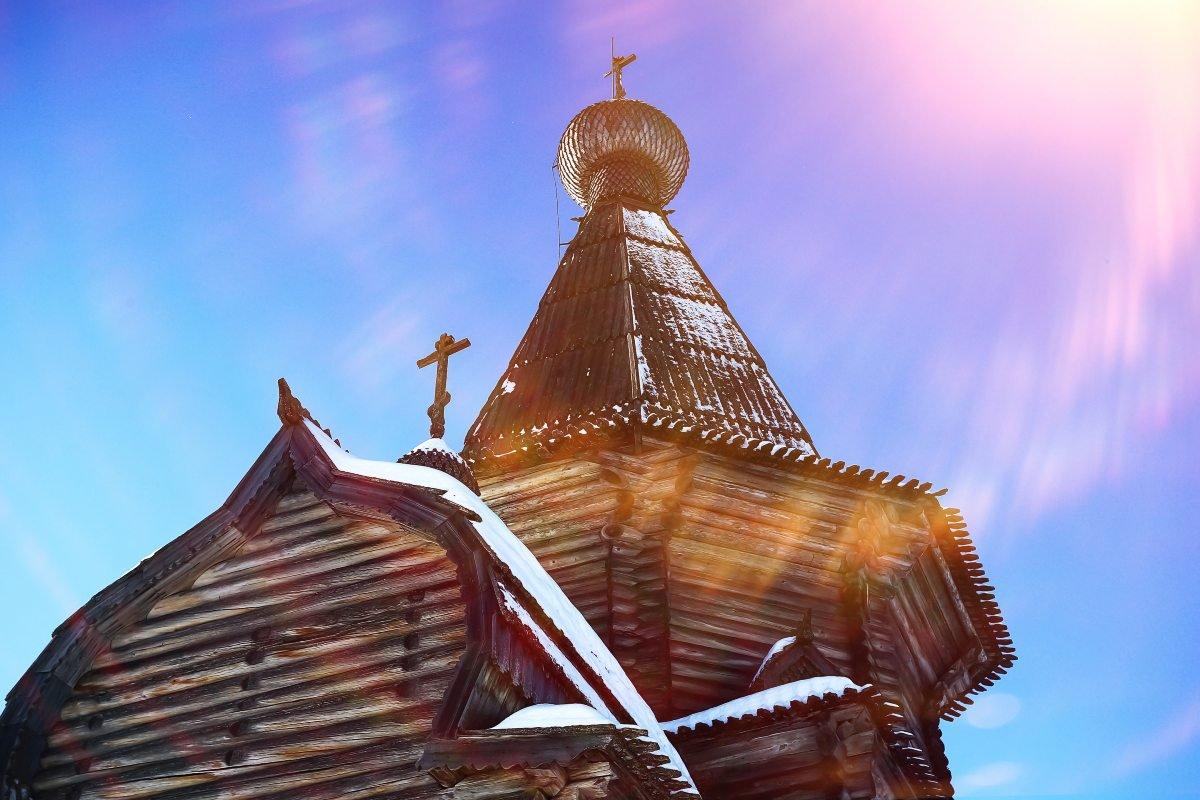 Чем отапливали раньше церкви, если в них не было дымоходов