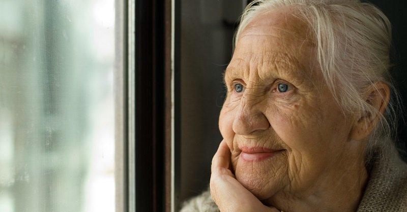 старость человека