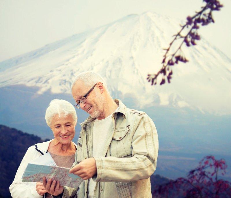 старость людей