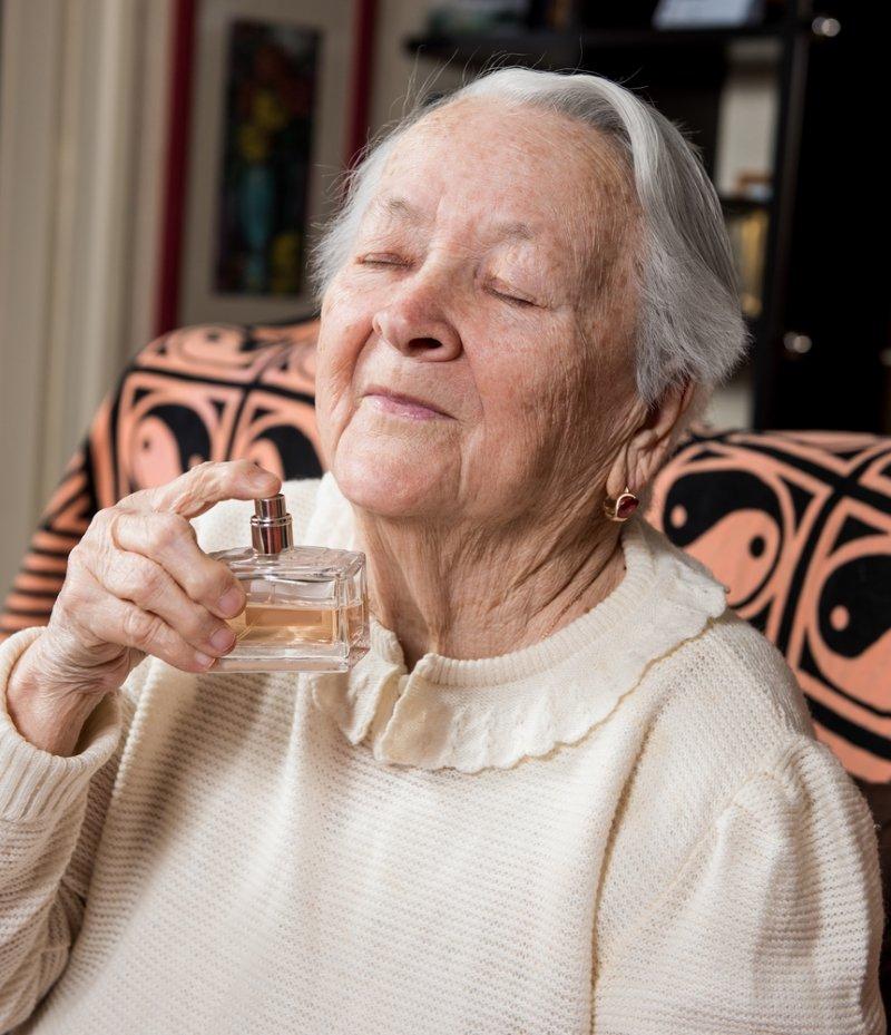 старые красивые женщины выглядящие молодо