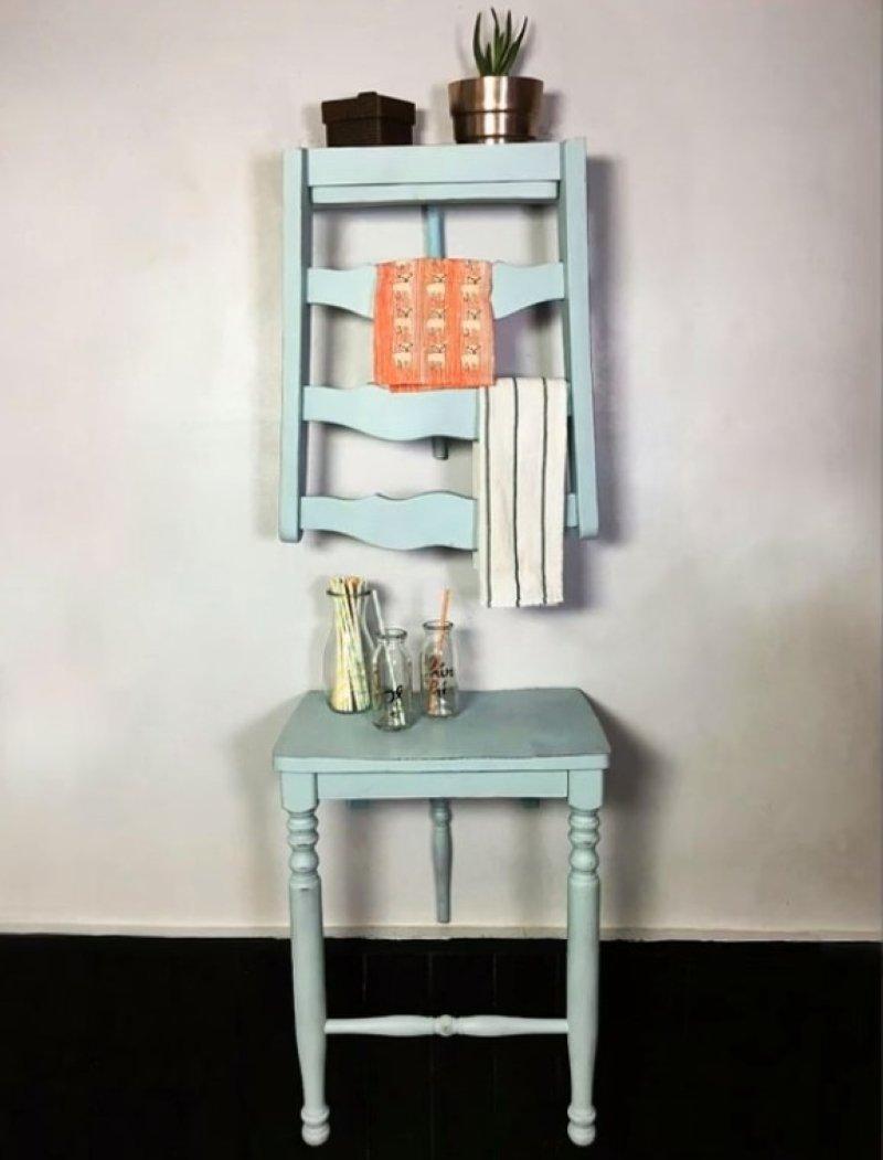 ремонтируем старые стулья