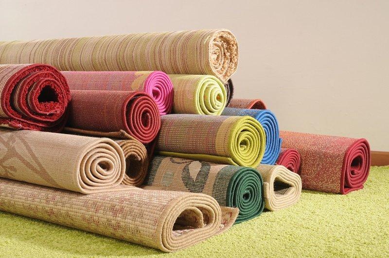 старые ковры