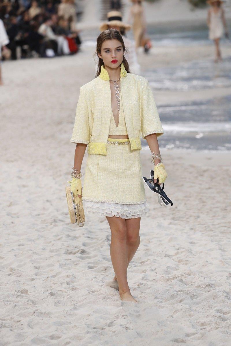 модная юбка зима 2019