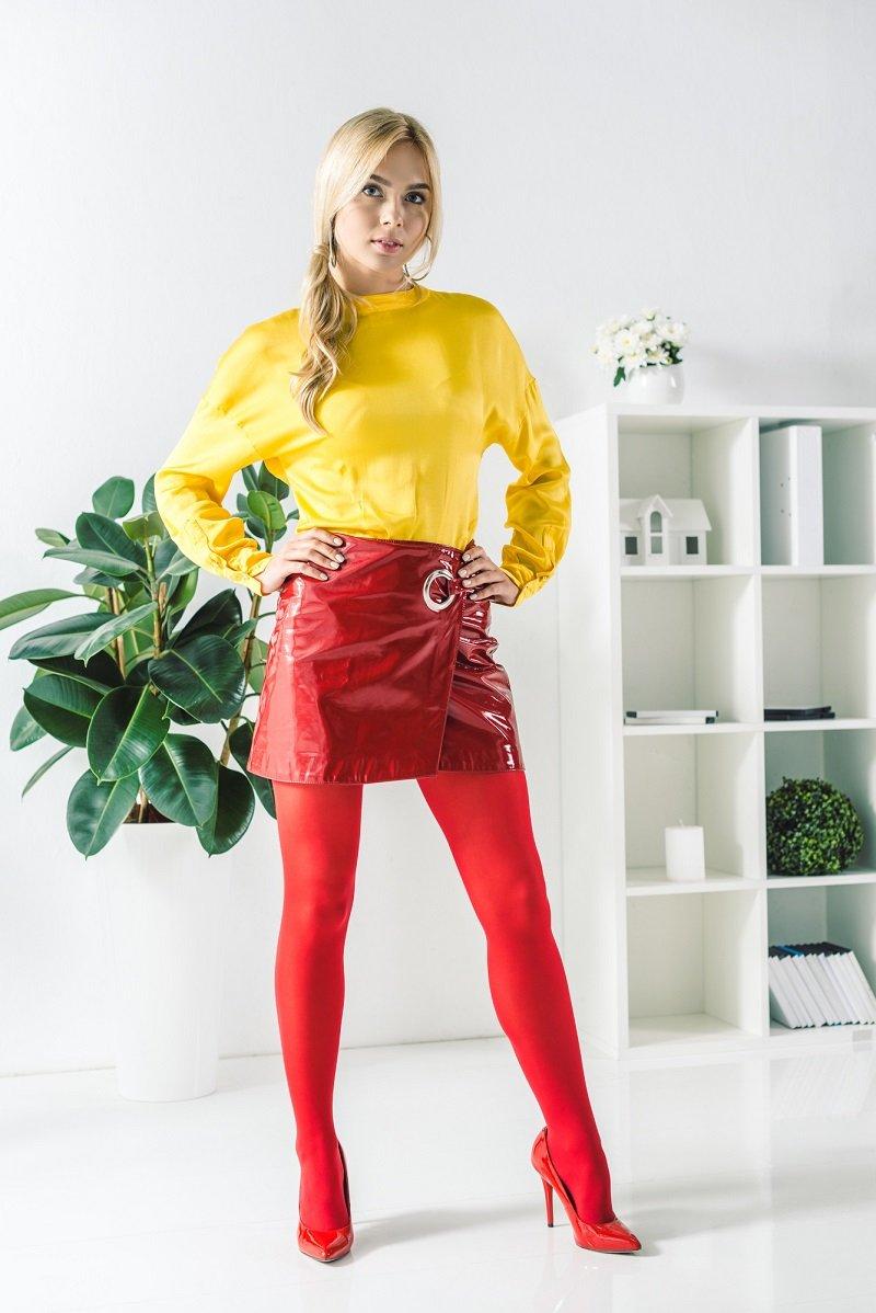 стильный образ весна 2019
