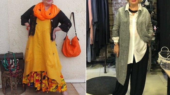 одежда для женщин бохо
