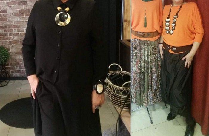 наряды для женщин 50 лет