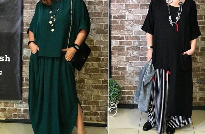 наряды для женщин в возрасте