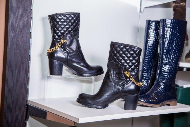 удобная и модная обувь