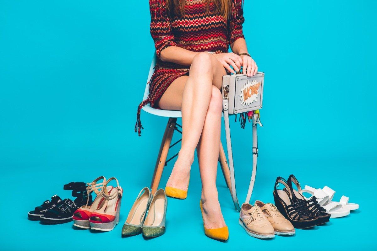 Выглядела замухрышкой, пока не разжилась стильной обувью, которая делает образ королевским Вдохновение,Советы,Имидж,Мода,Обувь,Сапоги,Стиль,Туфли