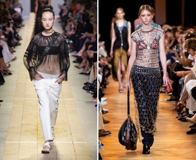 какие джинсы модные в 2019