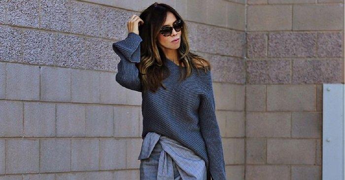 модные блузы и свитера