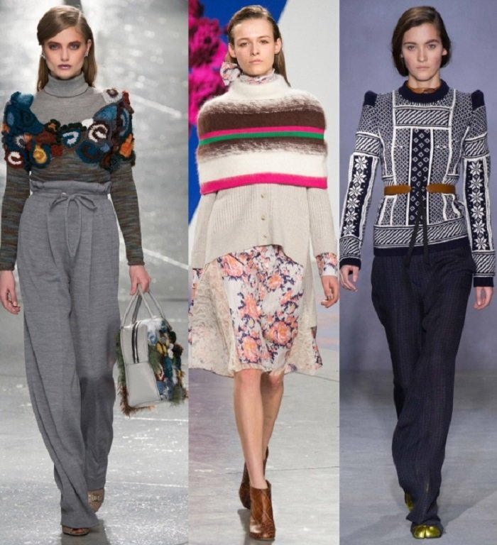 модные блузы 2018