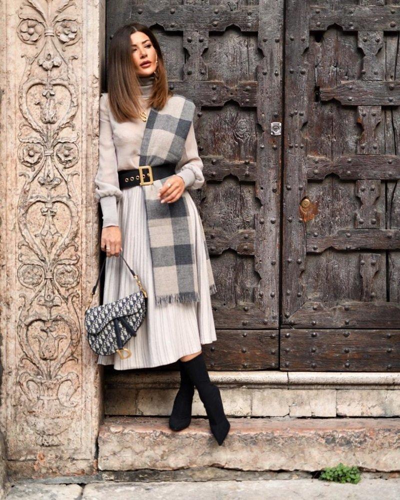 10 стильных образов Фюсун Линднер для дам 40+. Молодежная мода, приправленная элегантностью.