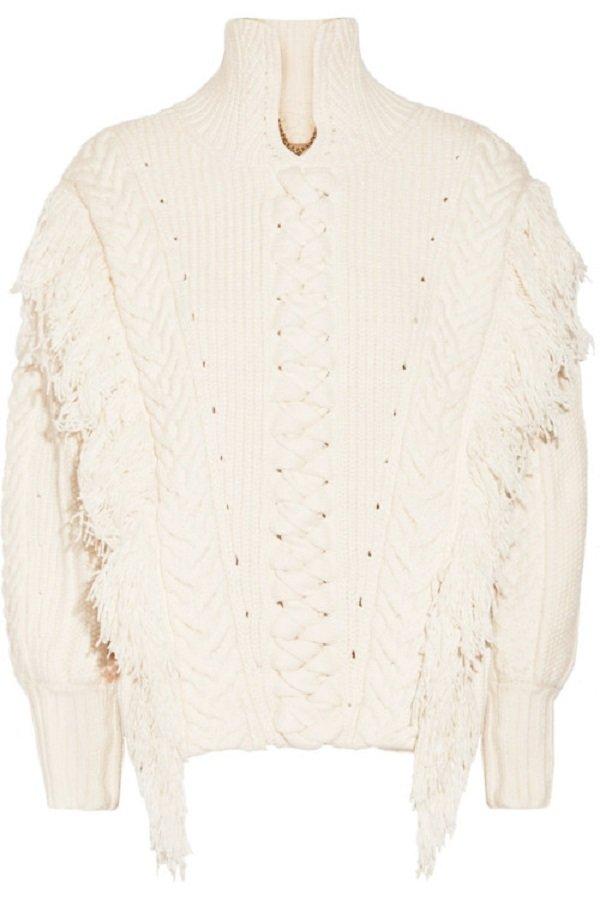вязание спицами стильные свитера