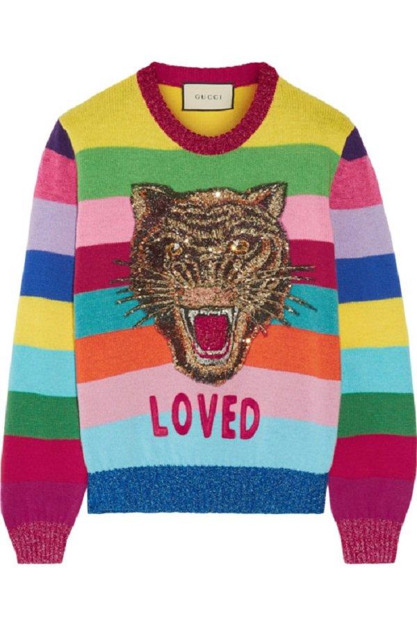 самые стильные свитера