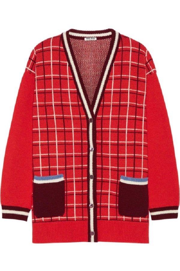 стильные вязаные свитера схемы