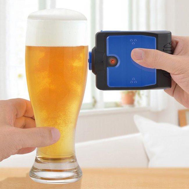 устройство для пены на пиве