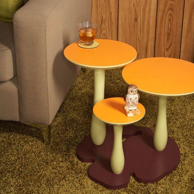 столик-гриб