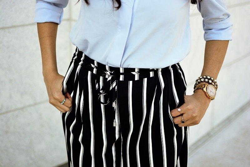 юбка-брюки палаццо