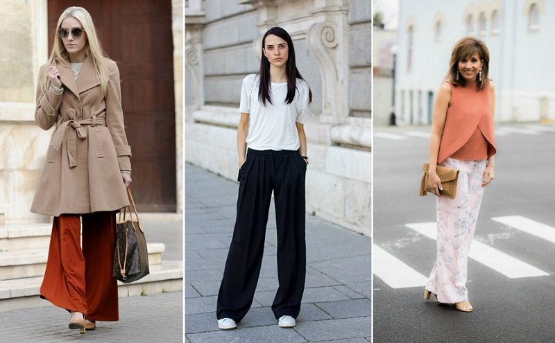 юбка-брюки на лето