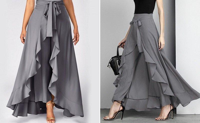 стильные юбки 2018