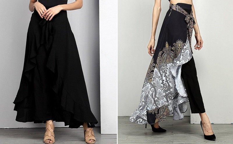 модные и стильные юбки