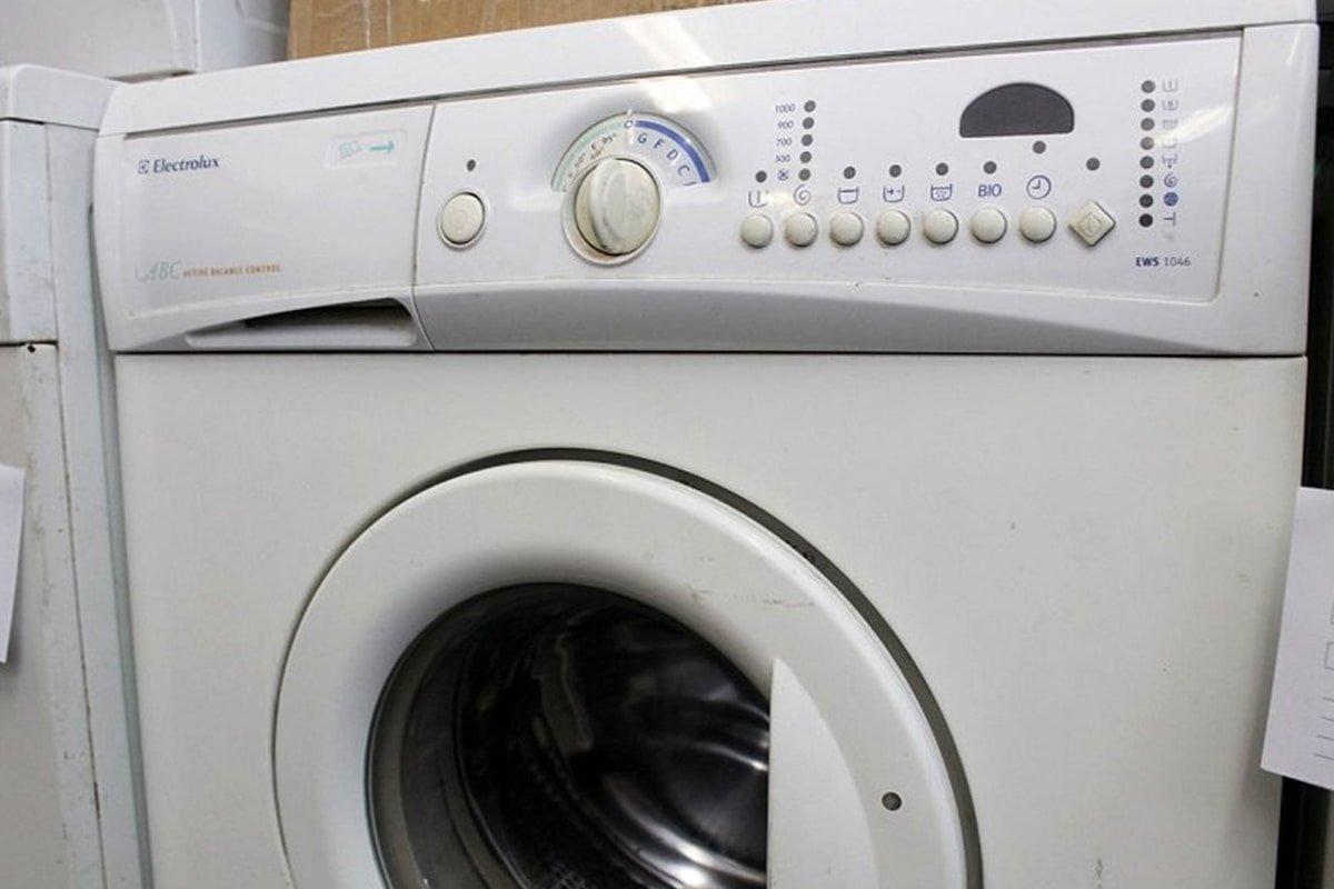 коды ошибок стиральных машин канди