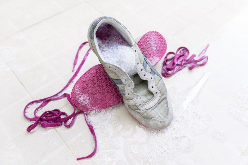 стирка кожаной обуви в стиральной машине