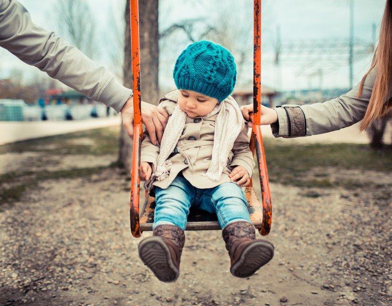 сохранить семью после рождения ребенка