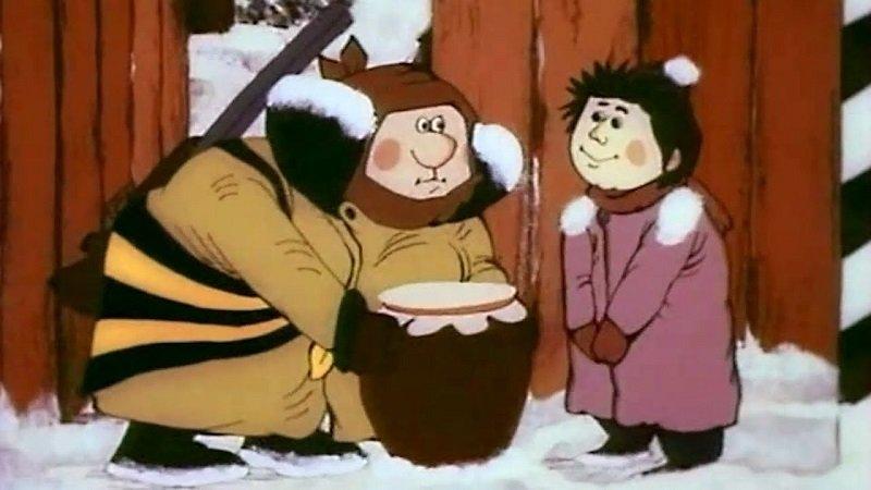 странные российские мультфильмы