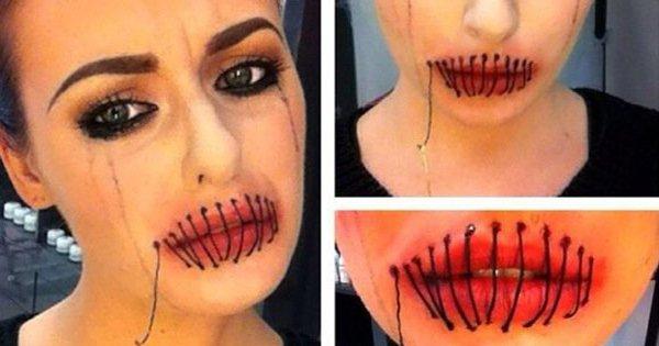 34 самые страшные маски для Хеллоуина. Такого страшного Дня всех святых еще не было!