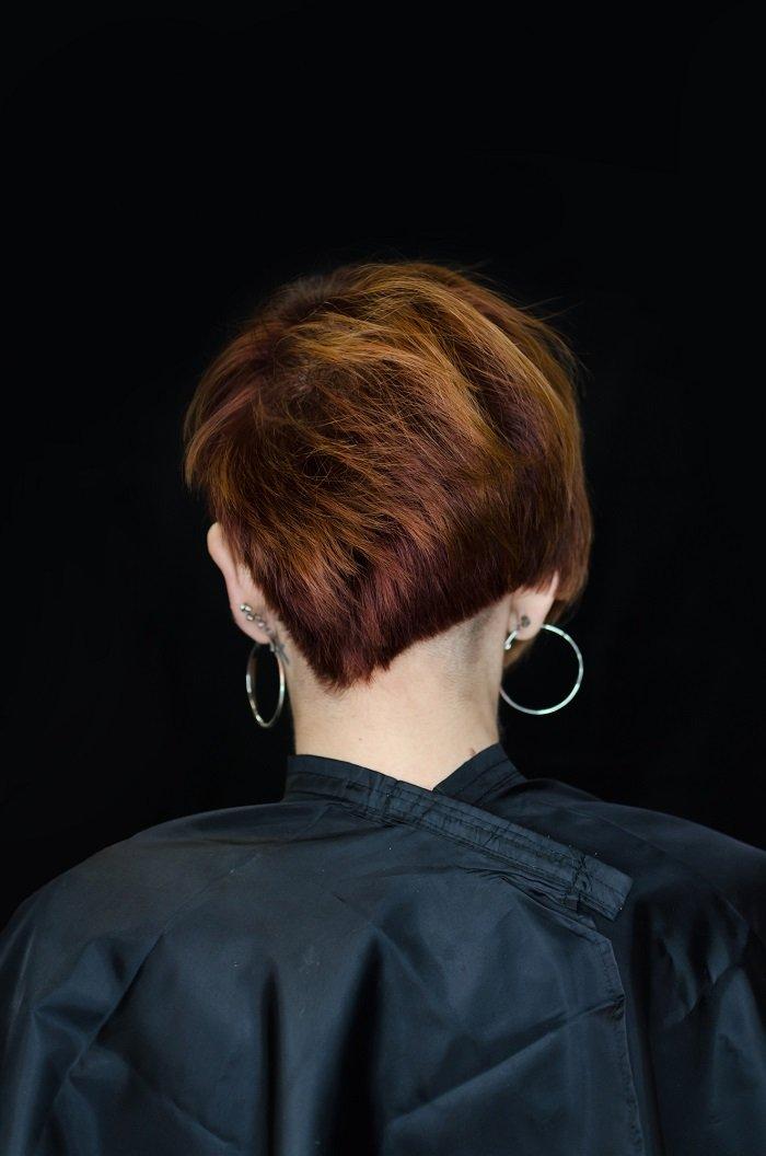 стрижки для женщин после 40 лет с круглым лицом