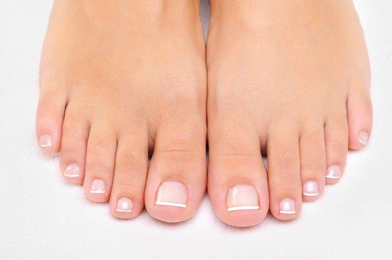 стройные женские ножки