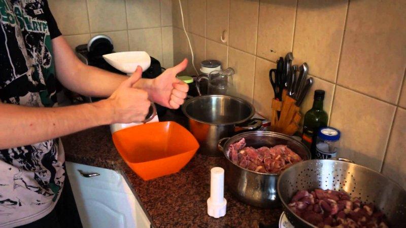 Еда для кошек своими руками рецепт с