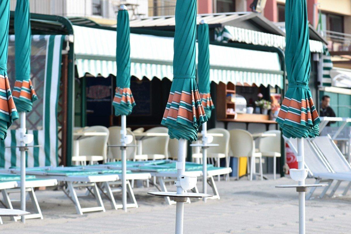 Как в Италии прячут ценные вещи от воришек на пляжах Вдохновение,Советы,Море,Отдых,Отпуск,Пляж,Сумки