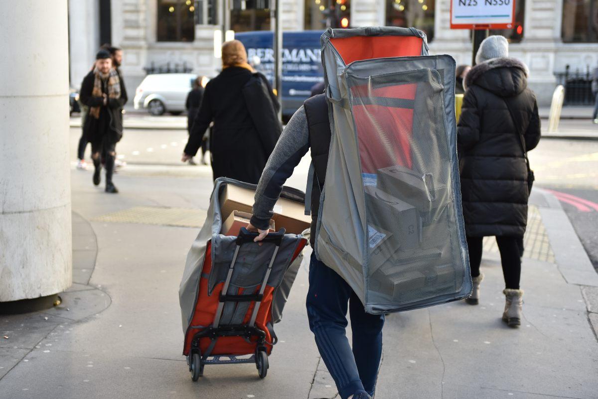 Почему француженки не боятся, что тележка прибавит им годы Вдохновение,Советы,Вес,Вещи,Мода,Покупки,Продукты,Сумка,Тренды