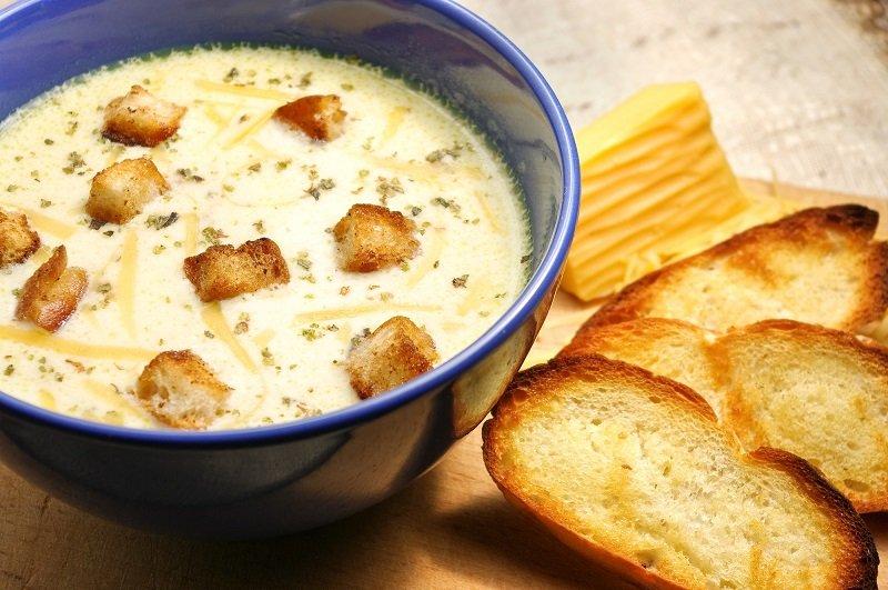 крем суп от шеф повара