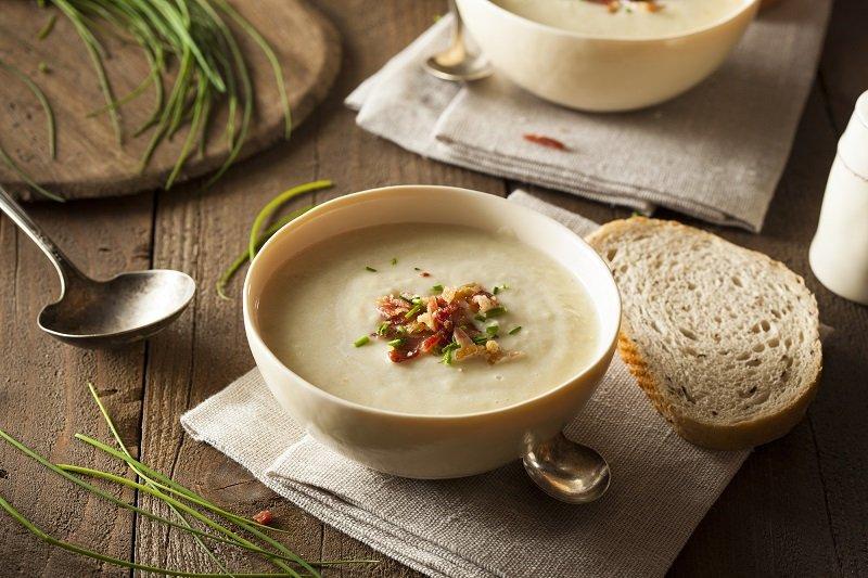Крем-суп «Айдахо»: рецептом поделилась сестра, давно и прочно осевшая в Штатах