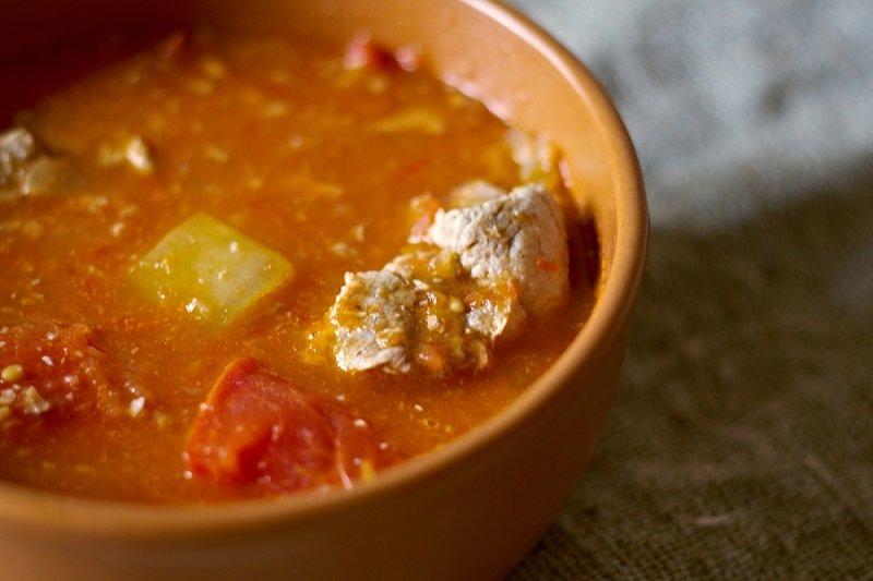 Рецепт пражского чесночного супа и с чем его подавать